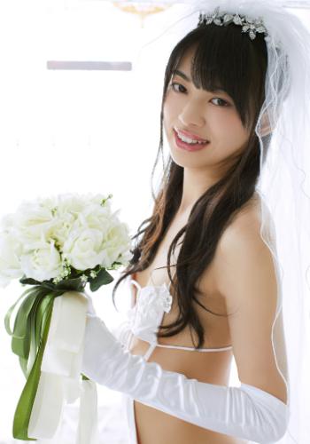 藤田いろはのセクシー過ぎるグラビア画像!Wedding Symphony【セクシー水着・ランジェリー画像】